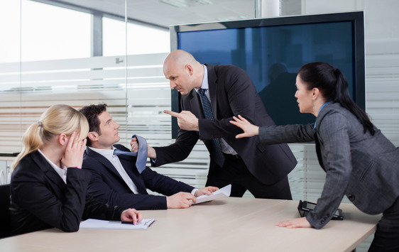 disagreements partner Disagreements at work come with the territory -- but they aren't necessarily a bad thing handled properly, disagreements often can lead to productive gains and unexpected solutions.